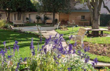 giardino bioenergetico villa boffo aima biella